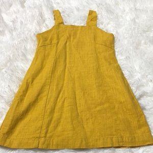 Gianni Bini GB Girls Summer Linen Shift Dress 4